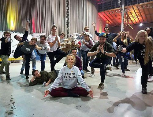 Yoga und die Vienna Beer Week 2017