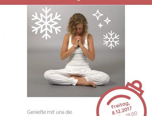 Herzliche Einladung zum Adventfest am 08.12.