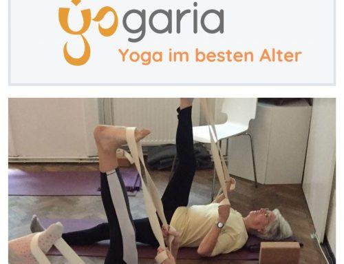 Yoga im besten Alter ist zurück