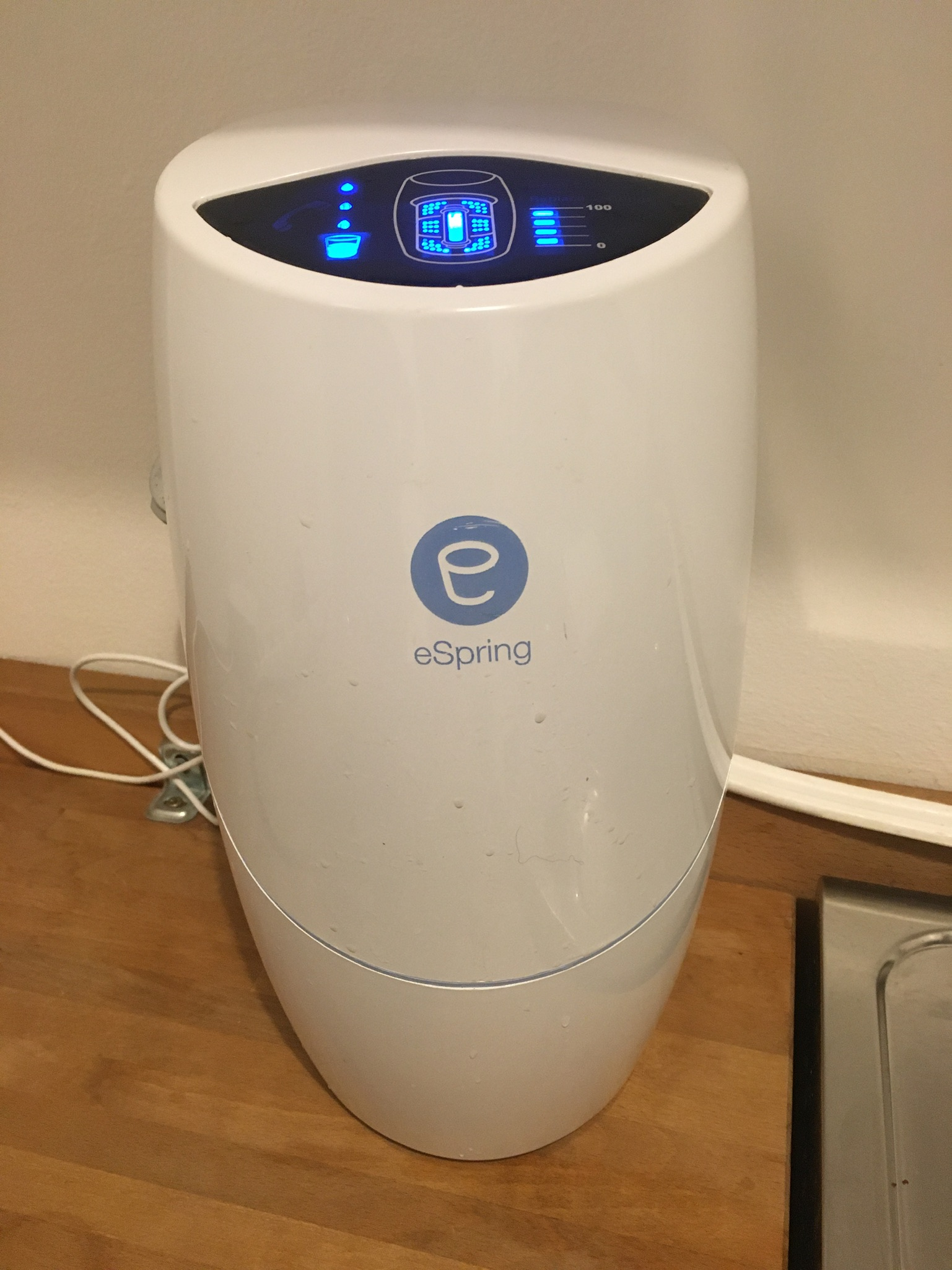 eSpring Wasserfilter