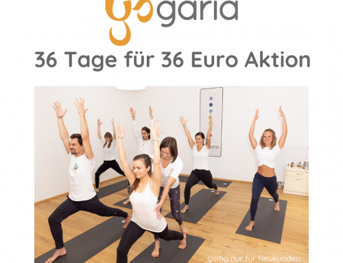 36 Tage 36 Euro Sommer-Aktion