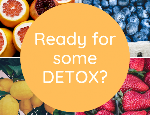 Ready for some DETOX?