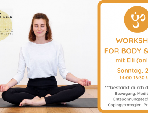 Workshop for body & mind am 21.2.2021